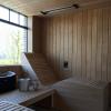 Ergonomische sauna in Moerbeke