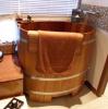 afkoelton sauna dompelbad